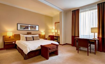 هتل کورینتا سن پترزبورگ روسیه