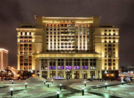 هتل چهار فصل مسکو روسیه
