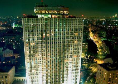 هتل گلدن رینگ مسکو روسیه
