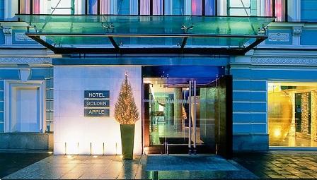 هتل گلدن اپل مسکو روسیه