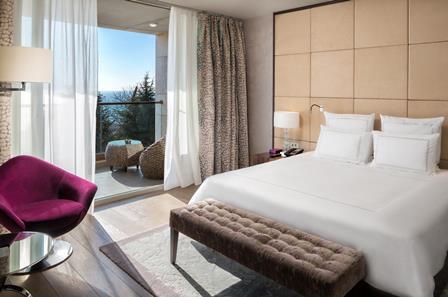 هتل سوئیس سوچی کاملیا روسیه