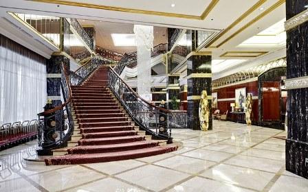 هتل لوته مسکو روسیه