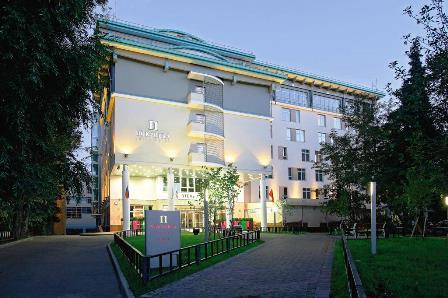 هتل مامایسون پاکروفکا مسکو روسیه