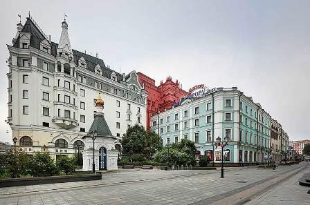 هتل ماریوت رویال مسکو روسیه
