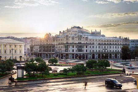 هتل متروپل مسکو روسیه
