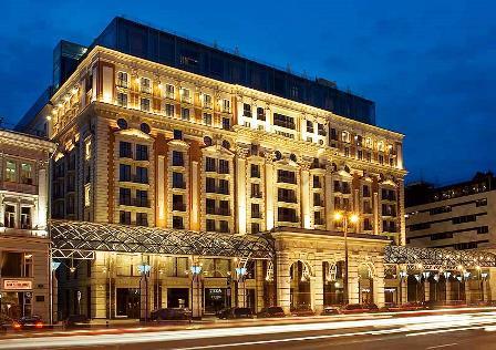 هتل ریتز کالتون مسکو روسیه