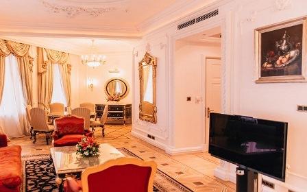 هتل ساووی مسکو روسیه