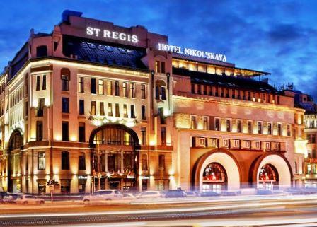 هتل سنت رجیس نیکولس کایا مسکو روسیه