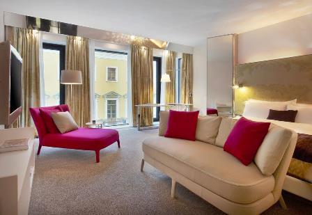 هتل دبلیو سن پترزبورگ روسیه