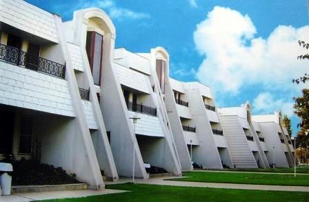 تصویر هتل جهانگردی شیراز