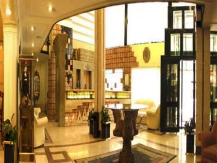 تصویر هتل آریو برزن شیراز