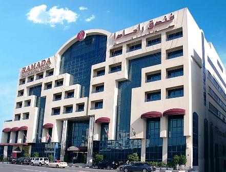 تصویر هتل رامادا کنتینینتال دبی