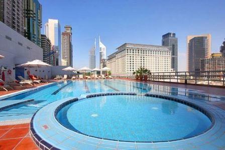 تصویر هتل رز ریحان دبی