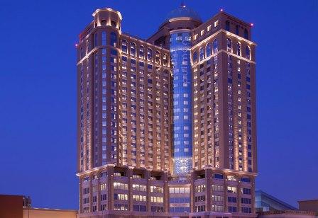 تصویر هتل پولمن مال دبی