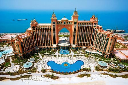 تصویر هتل آتلانتیس دبی