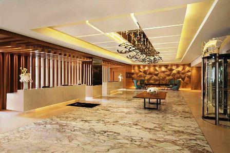 تصویر هتل هیلتون جمیرا دبی