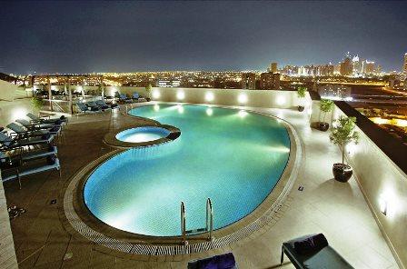 تصویر هتل نووتل البرشا دبی