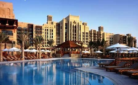 هتل مینا سلام دبی