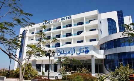 تصویر هتل آرامیس کیش
