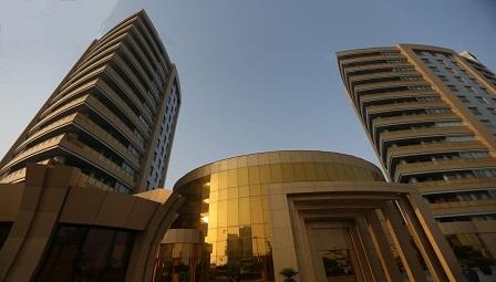 هتل برج های طلایی کیش