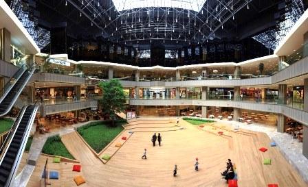 مرکز خرید گالریا استانبول