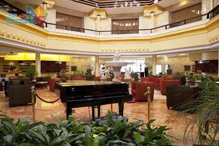 تصویر هتل مارینا پارک کیش