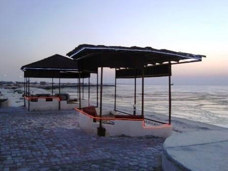 رستوران موج دریا کیش