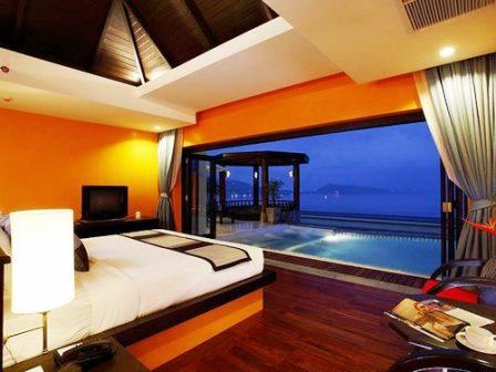 تصویر هتل بلو مارین تایلند