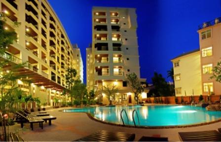 تصویر هتل مایک گاردن ریزورت تایلند