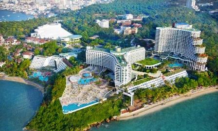 تصویر هتل رویال کلیف تایلند