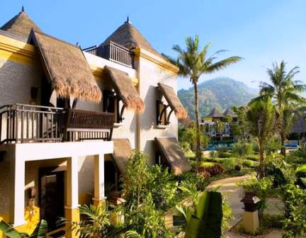تصویر هتل تواین پالم تایلند
