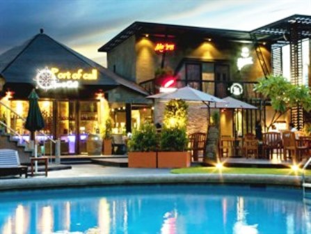 تصویر هتل تاوانا تایلند
