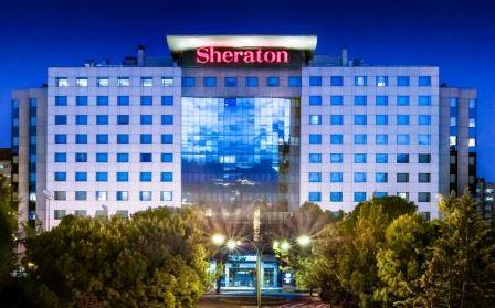 هتل شرایتون مادرید