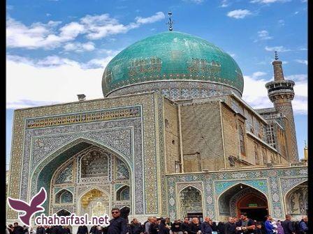 شرح تعمیرات مسجد جامع گوهرشاد مشهد