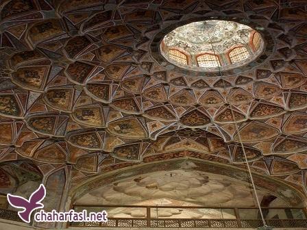 همه چیز در مورد عمارت هشت بهشت اصفهان