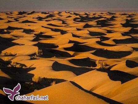آشنایی با کویر مصر اصفهان