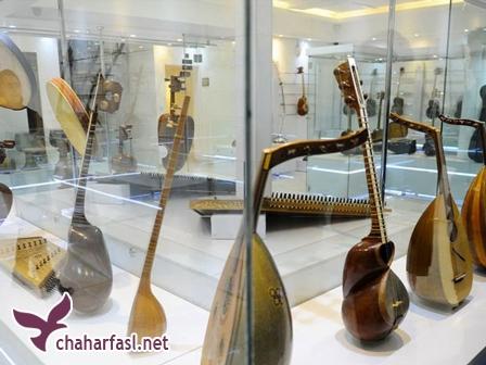 موزه ی موسیقی اصفهان