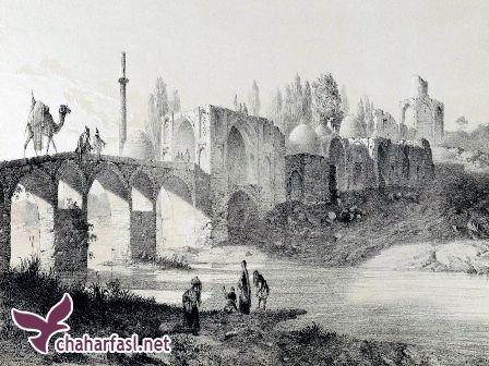 بناهای مهم و ارزشمند اصفهان از دیدگاه سیاح خارجی: ژان اوتر فرانسوی