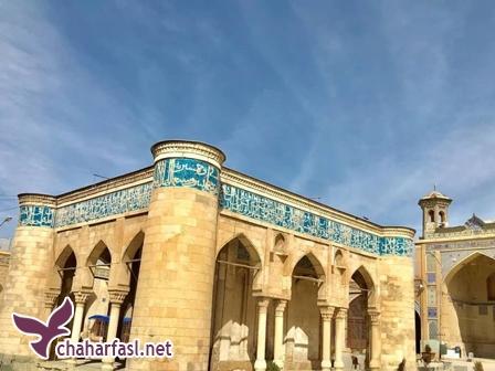 مسجد جامع عتیق شهر شیراز