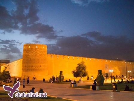 ارگ کریم خان در شیراز