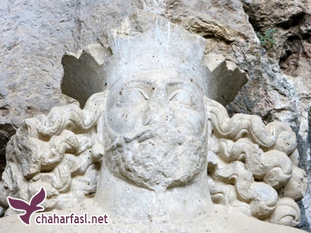 غار شاپور در استان فارس