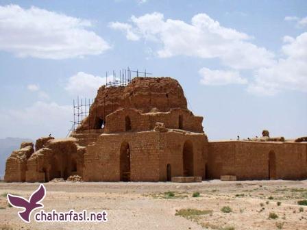 کاخ سروستان استان فارس