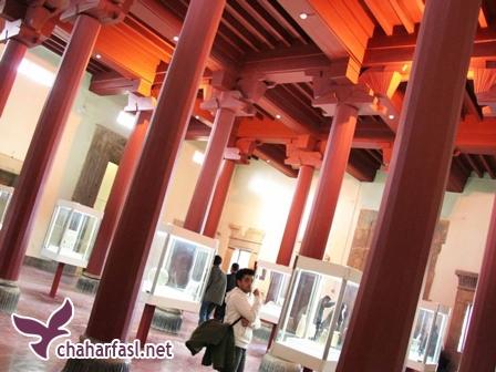 معرفی موزه های شیراز