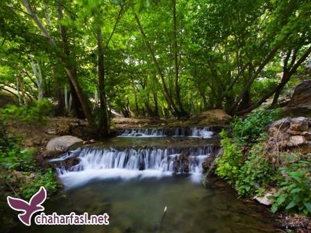 معرفی جاذبه های طبیعی شیراز