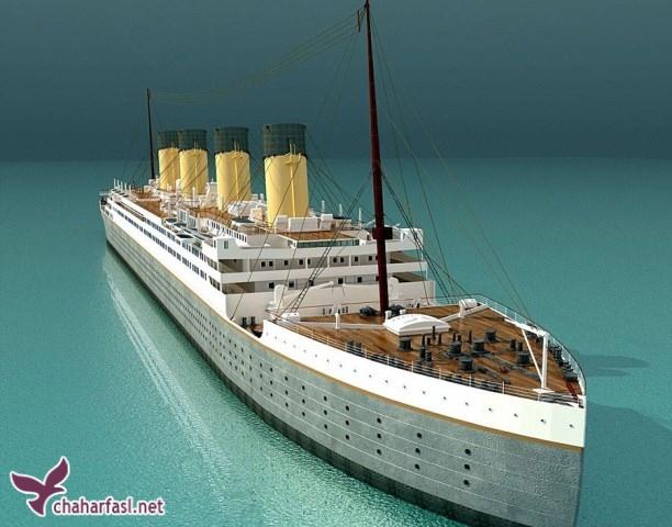 کشتی تایتانیک دوباره زنده می شود