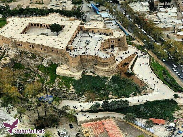 راهنمای سفر به خرم آباد