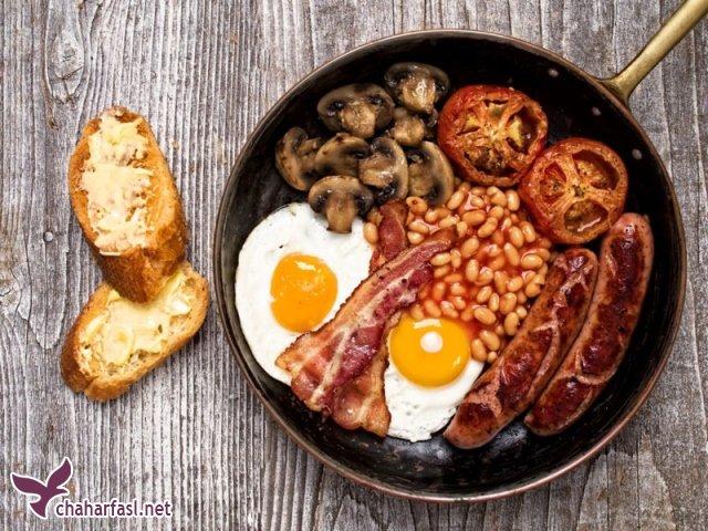 با صبحانه های متنوع در اروپای شرقی آشنا شوید