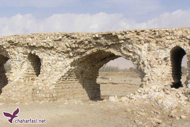 طولانیترین پل ایران سر از خاک بیرون آورد!
