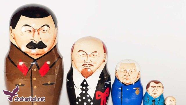با ماتریوشکا، عروسک ملی روس ها آشنا شوید!