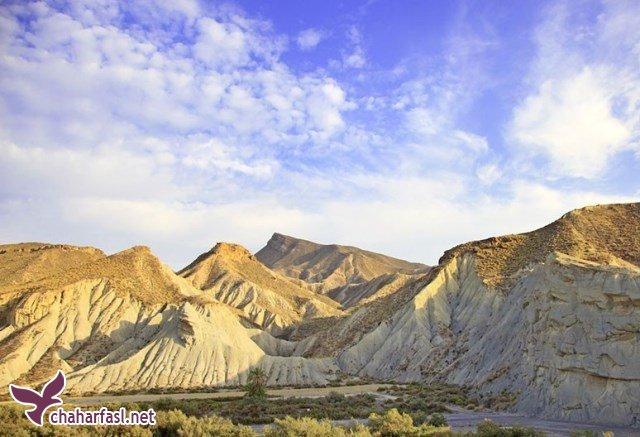 زیباترین صحراهای دنیا - ایران در صدر جدول